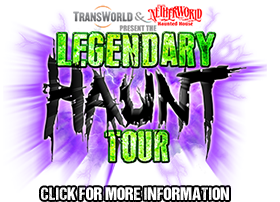 Legendary Haunt Tour